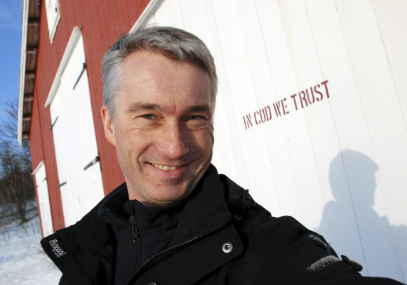 Communications director Are Kvistad, The Norwegian Seafood Federation